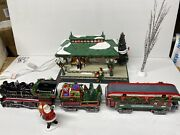 Dept 56 Snow Village Home For The Holidays Express Train Mint Condition 55320