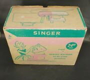 Singer Sewhandy Childand039s Electric Sewing Machine Model 50d Original Box
