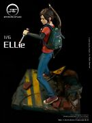 Stararc Studio 16 Gk Resin Ellie The Last Of Us Part.Ⅰcollectible Model Toy