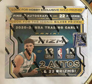 2020-21 Panini Prizm Basketball Fotl Hobby Box First Off The Line Factory Sealed