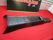 1958-1960 Ford Thunderbird Console For Car With Power Window Black