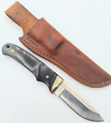 Vintage / Rare Schrade Old Timer Made In Usa Ph1 Fixed Blade Skinner Knife