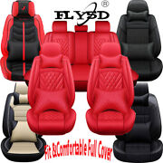 Full Set Car Seat Covers Automotive Interior Protect Cushion Fit For Toyota Rav4