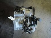 Vw Polo 1.4 Aex Petrol Fuel Transmission Gearbox