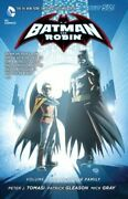 Batman And Robin Vol. 3 Death Of The Family The New 52 By Peter J. Tomasi