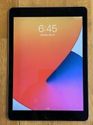 Apple Ipad Air 2 64gb, Wi-fi, 9.7in - Space Gray - Bundled W/case And Box