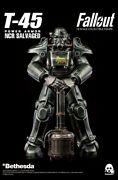 Fallout New Vegas T45 Ncr Salvaged Power Armor