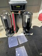 Curtis Tpc2s10a3100 Thermopro Stainless Steel Coffee Brewer And 2 Pots - 220v