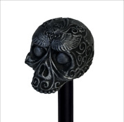New James Bond 007 Limited Edition Movie Spectre Day Of The Dead Skull Cane Prop