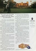 1988 Concord Swiss Watch Makers For The Gentry Vintage Magazine Print Ad