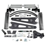 For Ford F-250 Super Duty 17-19 6 X 5 Front And Rear Suspension Lift Kit