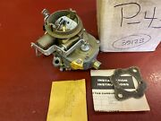 1960 1961 1962 1963 Dodge Plymouth 6 Cyl 1bbl Carburetor Carter Bbs 3512s
