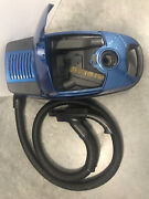 Riccar 1700 Canister Vacuum Cleaner With Attachments No Nozzle Brush Head