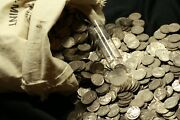 10/40 Coin Rolls. Random Dates. Buffalo/indian Nickels. P D And S Mints.