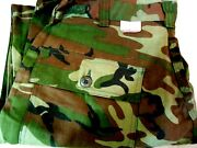 Vietnam Era Commercial Camouflage Fatigue Pants. New With Tags.