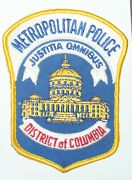Mpdc The Metropolitan Police Department Of The District Of Columbia Patch 2