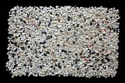 Huge Lot 2,470 G Of Vintage Mother Of Pearl Buttons Small Size 0.9 - 1.4cm.