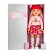 Design Friend Rare Doll 18inch Robyn Xmas 2020 Sold Out
