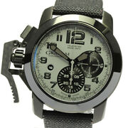 Graham Chronofighter Nm-2ccau-0 Small Seconds Automatic Menand039s Watch_624525