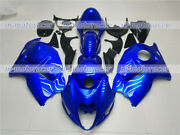 Fairing Injection Molding Abs Fit For 1997 1998 1999-2007 Gsxr 1300 Blue A62