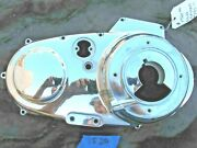 Harley 07-16 Twin Cam Touring Models Outer Primary Cover Chrome 60553-07a 2
