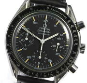 Omega Speedmaster 3510.50 Chronograph Black Dial Automatic Menand039s Watch_602222
