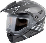 Exo-at950 Cold Weather Helmet W/electric Shield Scorpion Motorcycle Helmet