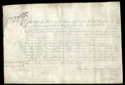 King George Iv Great Britain - Military Appointment Signed 08/29/1811