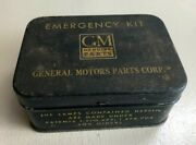 Gm Emergency Lamp Bulb Kit Tin Can Fuses And Bulbs Included