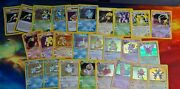 Large Pokemon Collection - Over 200 Holos - Over 3000 Cards Total