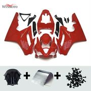 Red Abs Fairing Kit For Triumph Daytona 675 2006 2007 2008 Injection Body Work