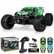 110 Scale Brushless Rc Cars 65 Kmh Speed - Boys Remote Control Car 4x4 Off Road