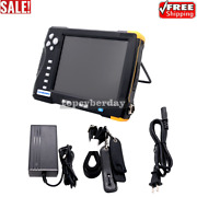 Veterinary Ultrasound Scanner 7screen For Large Animal Cow Horse Donkey Gdf-k8