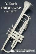 Bach 180ml37sp Used Trumpet