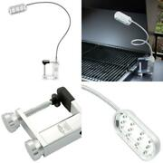 Magnetic Bbq Led Light Flexible Magnetically Attached Side Grill Accessory 23 In