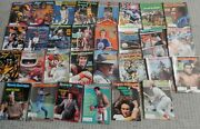 Sports Illustratedlot Of 30 Issues-classic/vintage 70's/80's