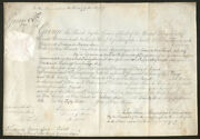 King George Iv Great Britain - Military Appointment Signed 09/21/1811
