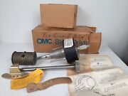 Omc Stern Drive Vintage Tru-course Steering Helm 98701 And Parts