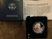 2005 American Eagle One Ounce Siver Proof Coin