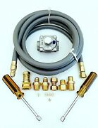 Natural Gas Ng Conversion Kit For Weber Genesis Ii E-335/s-335front Controls