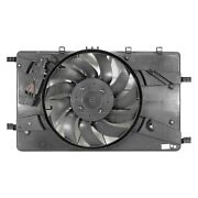 For Chevy Cruze 2014-2015 Pacific Best Pf74854 Engine Cooling Fan Assembly