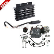 Lifan 140cc Engine Motor Exhaust Kit Oil Cooler For Honda Trail Ct70 Ct90 Z50 Xr