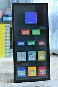 Pokemon Red Blue Yellow Gold Silver Crystal Ruby Sapphire Emerald Fire Leaf