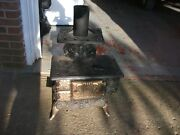 Favorite Large Cast Sells Man Sample Iron Toy Stove Large 63 Lbs Skillet