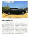 1968 Chevy Nova 427 Article - Must See