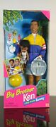 1996 Barbie Big Brother Ken And Baby Brother Tommy African American