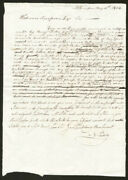 Nathaniel Peabody - Autograph Document Signed 05/10/1804