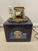 Fontanini Heirloom Nativities King's Tent For 5 Nativity In Box