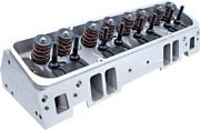 In Stock Afr Sbc 195cc Aluminum As Cast Cylinder Head Angle Hyd Flat Tappet 64cc