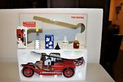 Vintage Early Mamod Live Steam Fire Engine Fe1 -never Fired Boxed Complete Rare